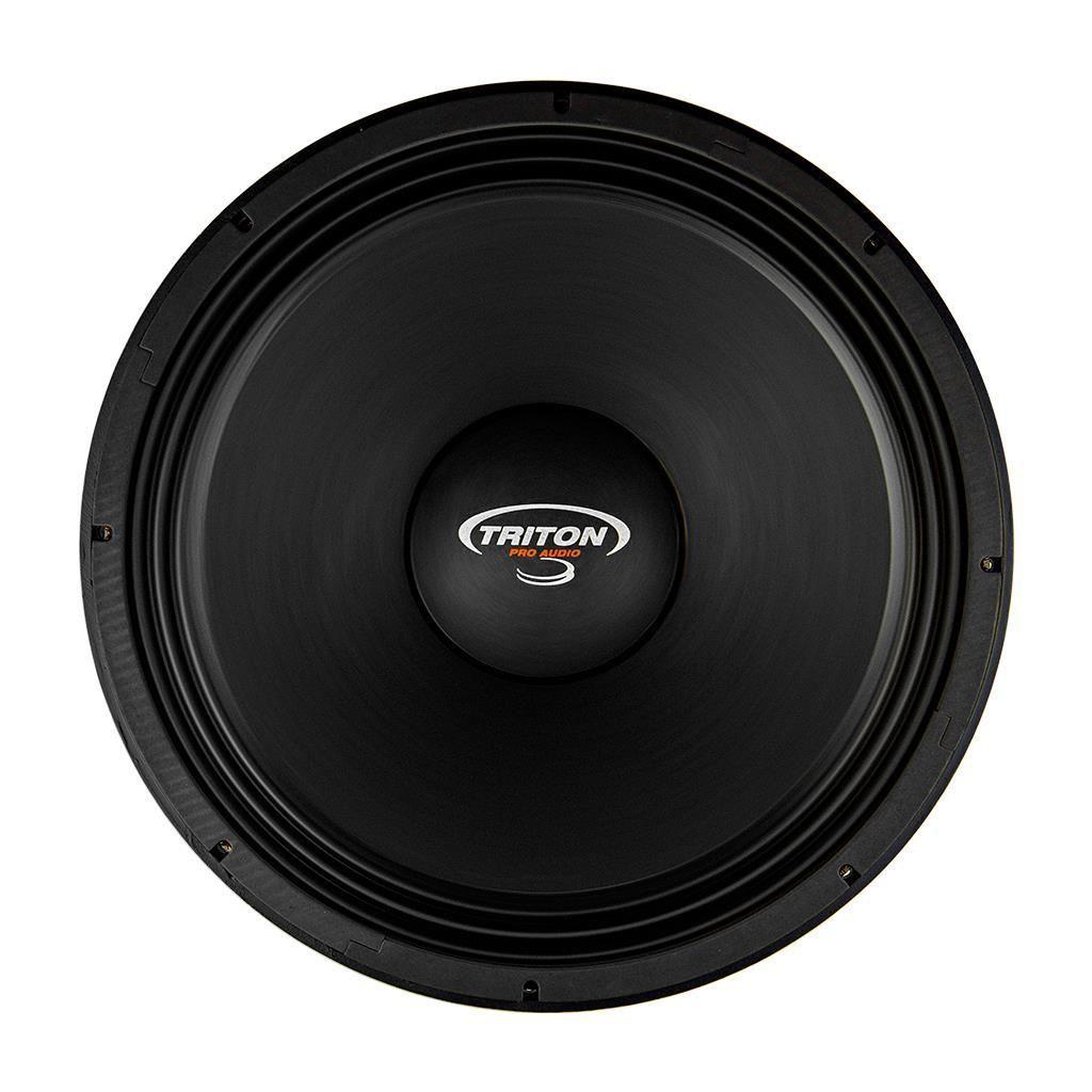 """Woofer Triton 18"""" 18SW1600 800w Rms 8 Ohms"""