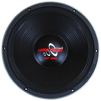 "Woofer Hard Power 12"" HP550 8 Ohms"