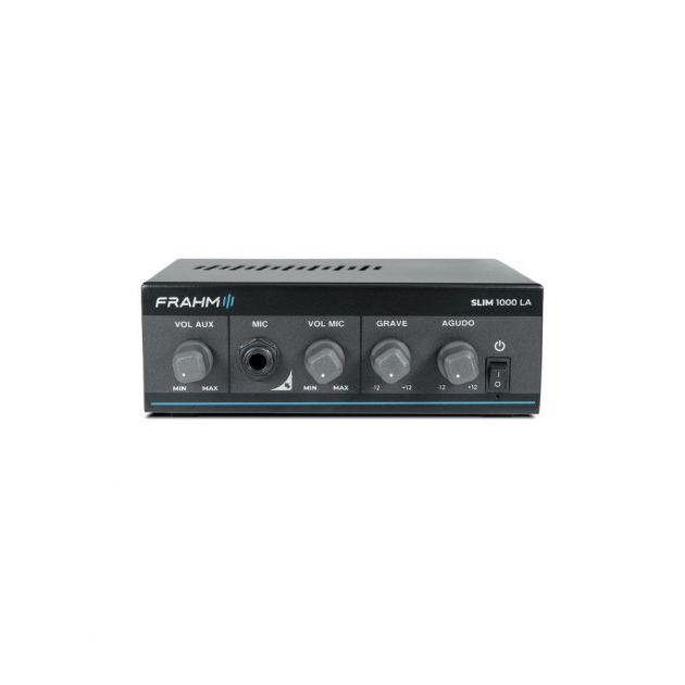 Amplificador Receiver Frahm Slim 1000 LA