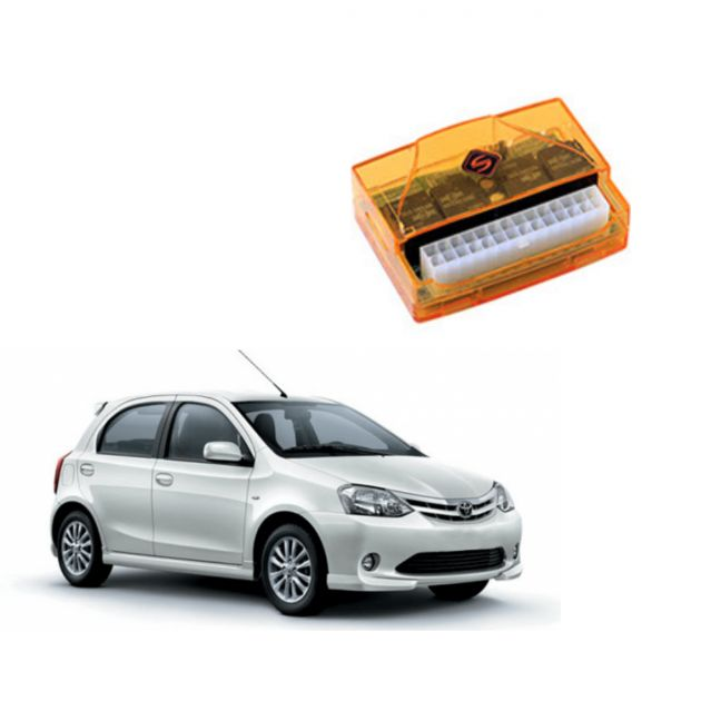 Central de Vidro Elétrico Plug And Play Toyota Etios >2014 AW44 Soft Antiesmagamento
