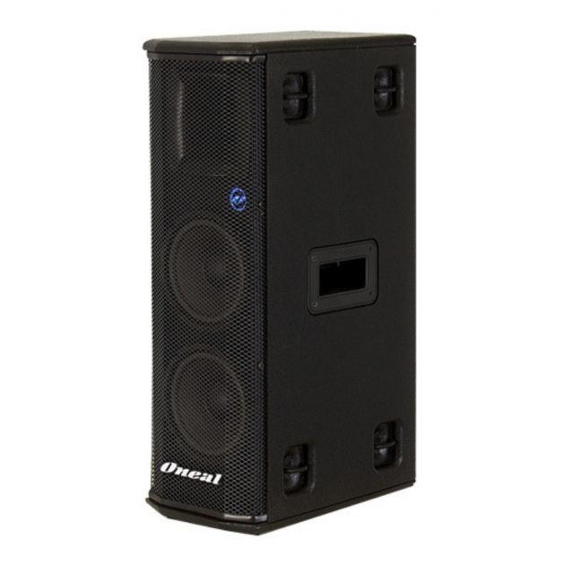 Caixa Amplificada Ativa Oneal OPB  2600 Preta