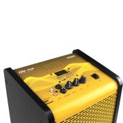 Caixa Amplificada Multiuso Frahm Chroma Yellow