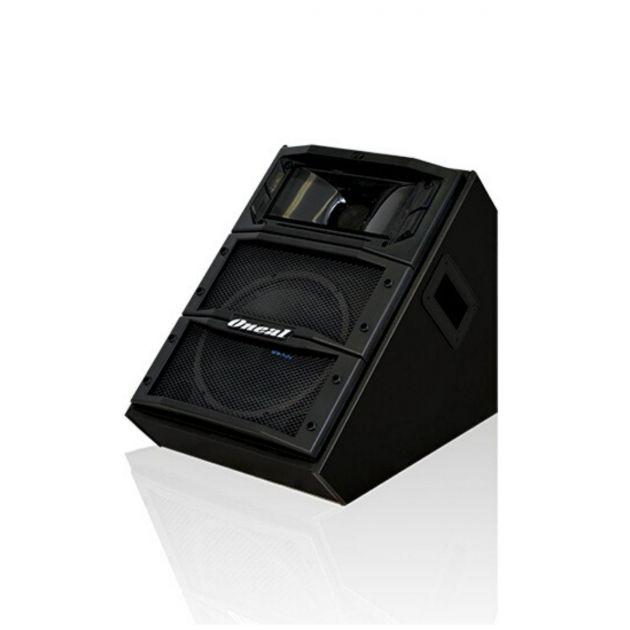 Caixa de Retorno Oneal OBM1310 Preto - Monitor de Som Passivo