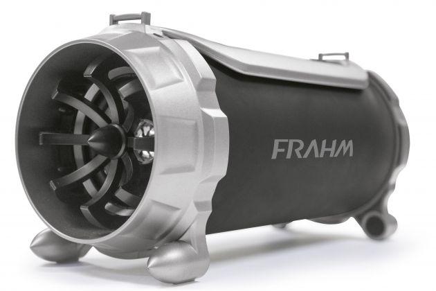 Caixa de Som portátil Frahm BK640BT Bazooka