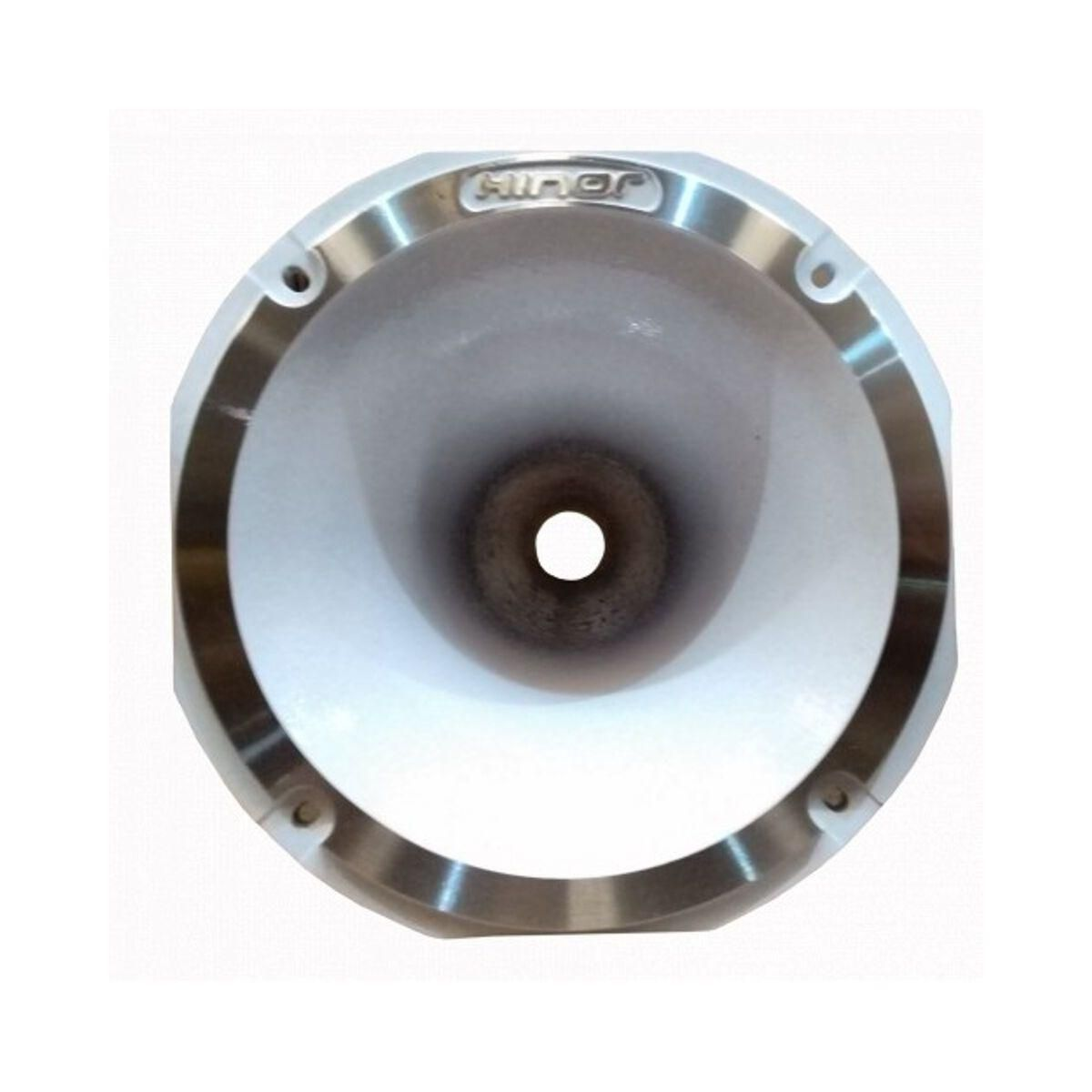 Corneta Alumínio Longa Hinor CHL 1425 Trinyum Branca