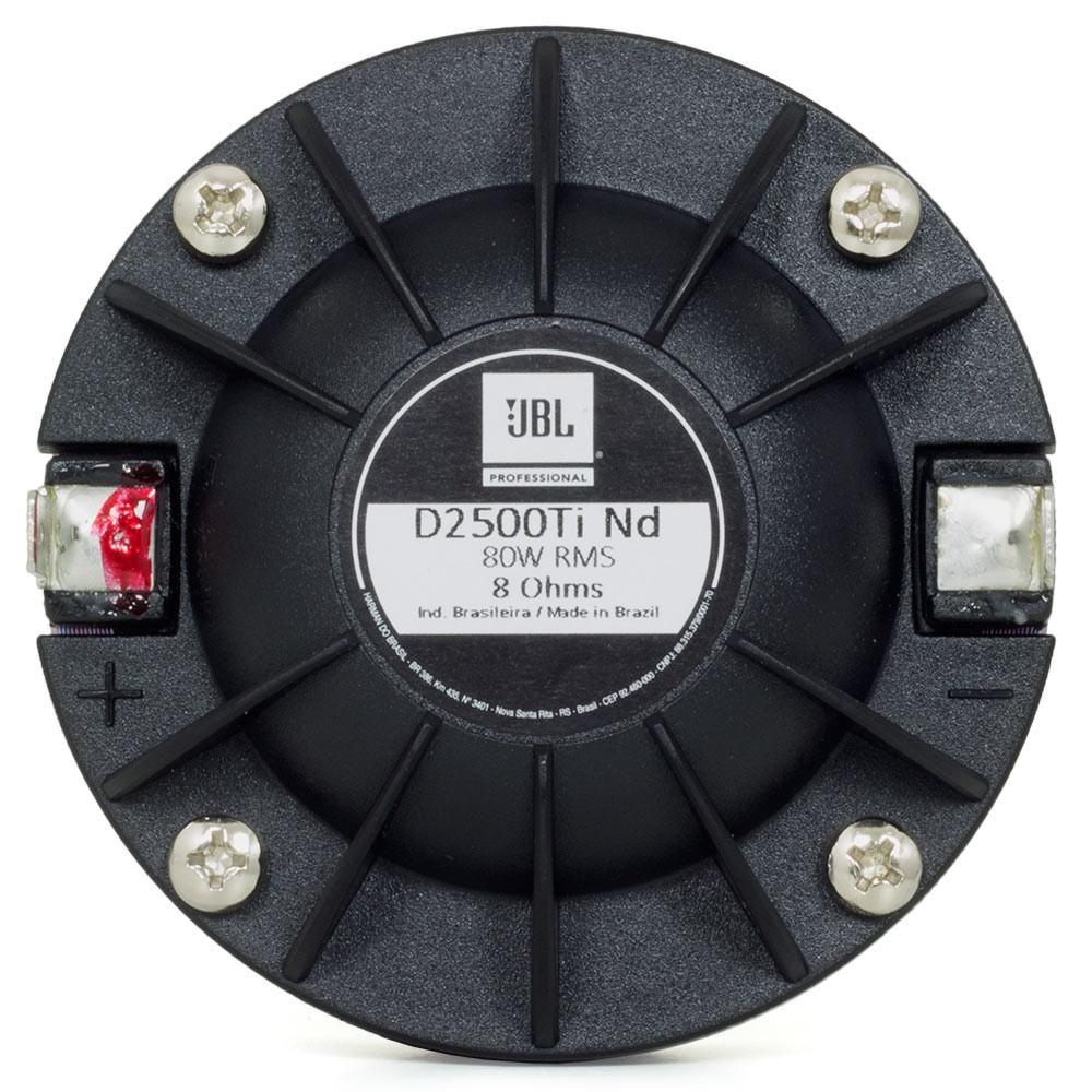 Driver JBL D2500TI Neodímio 80w rms