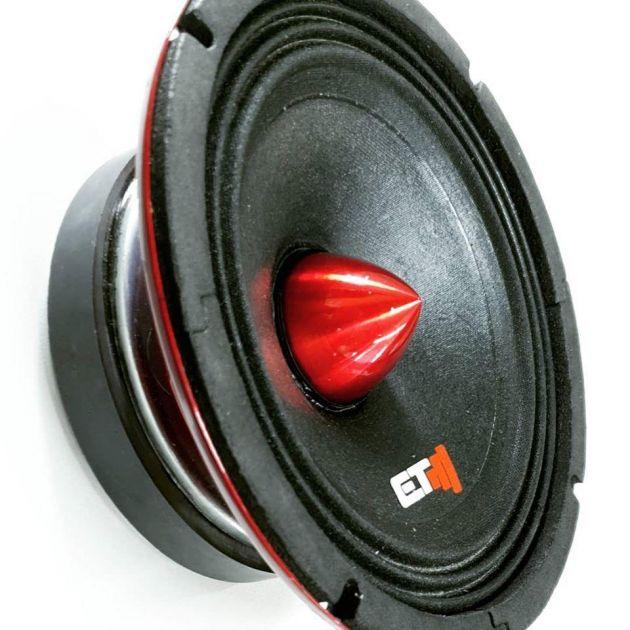 """Alto Falante ETM 8"""" EMB8-220 Red"""