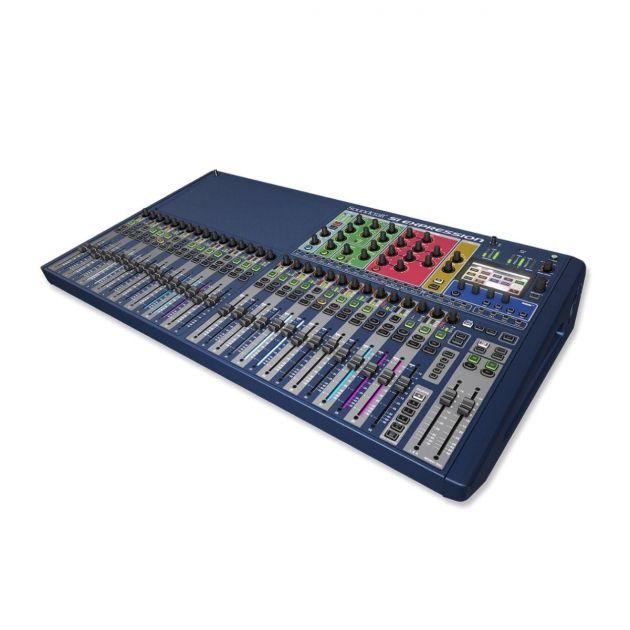Mesa de Som Mixer Soundcraft SI Expression 3