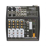 Mesa de Som Soundcraft SX602FX USB