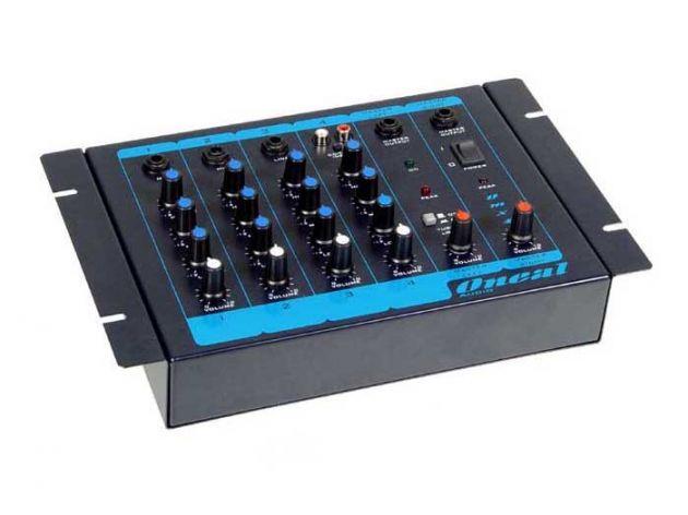 Mixer Mesa de Som Oneal OMX 4 Canais