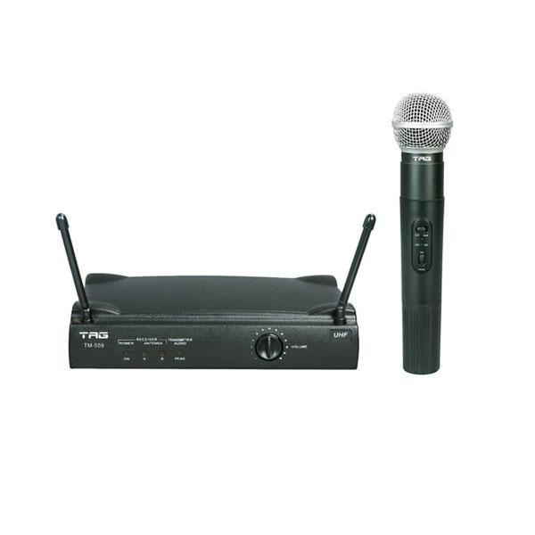 Microfone de Mão Bastão Tag Sound TM559