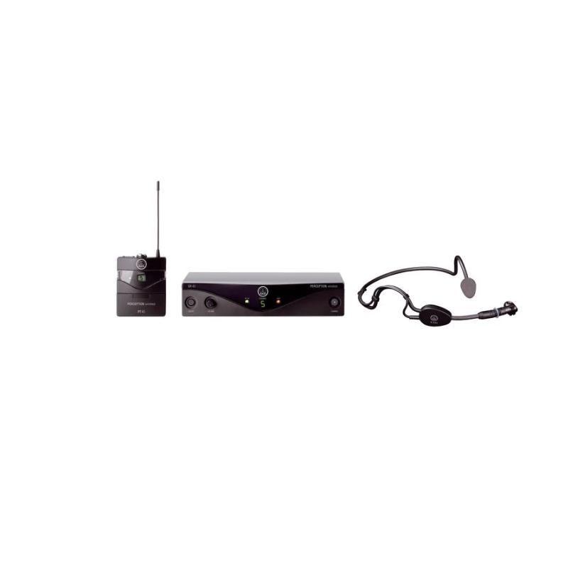 Microfone sem fio AKG SSET PW 45 Sport Perception Wireless