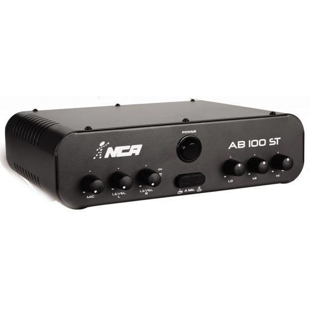 Amplificador Receiver Som Ambiente LL AB100ST