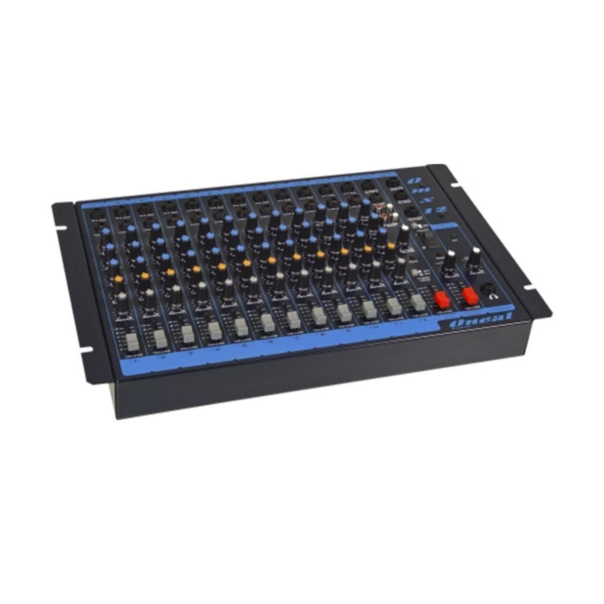 Mixer Mesa de Som Oneal OMX 12 Canais