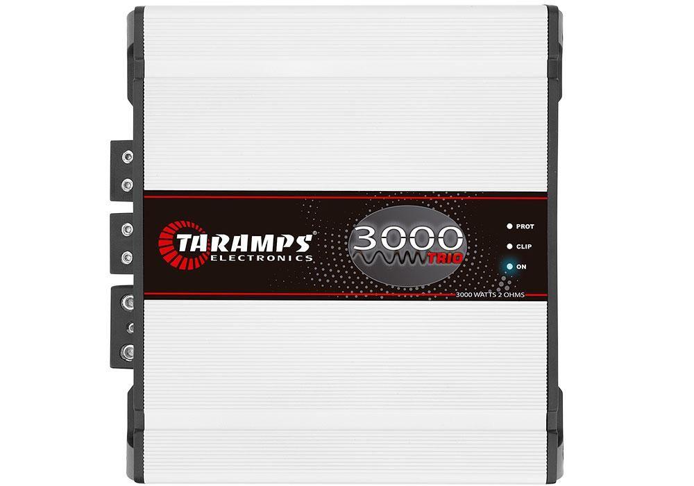 Módulo Taramps D3000 Trio 2 Ohms 3000w rms