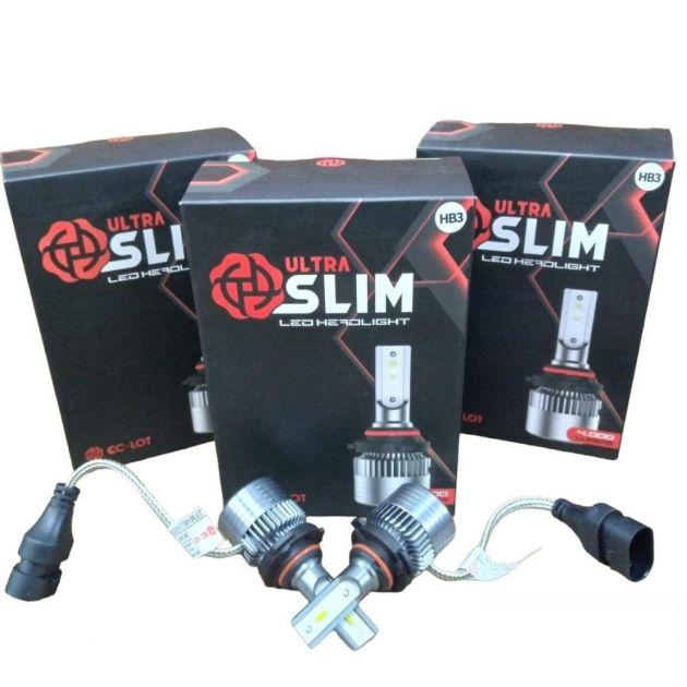 Par de Lâmpadas LED HB3 9005 6500K CC-Lot