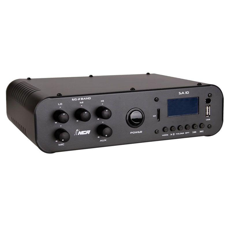 Amplificador Compacto LL Nca SA10 Mono