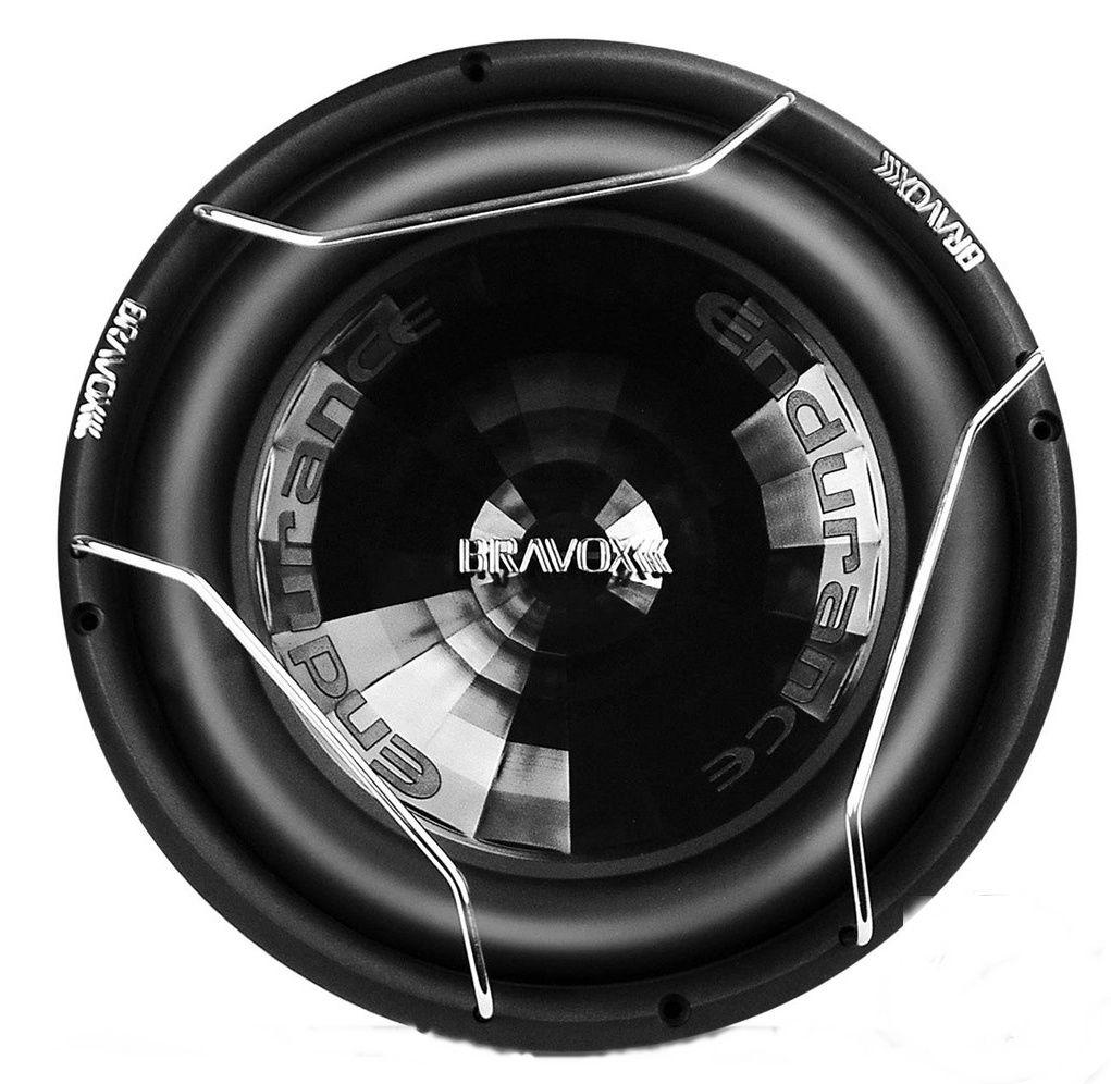 "Sub Bravox Endurance 15"" D2 900W RMS"