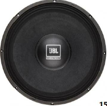 "Woofer JBL 15"" 15SW5P 1200W RMS"